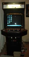 Arcade Cabinet Before